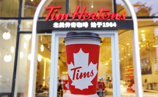 2年200店!Tims咖啡强势扩张的底气在哪里?