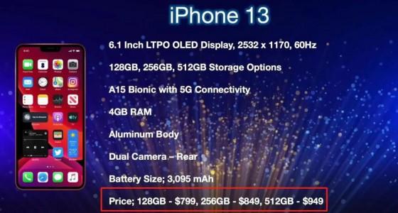 手持iPhone 12的果粉,有必要换iPhone 13吗?