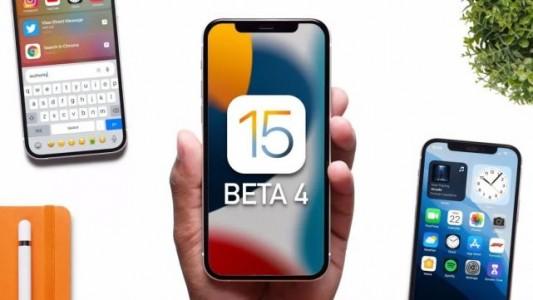 iOS 15 Beta 4来了,快来看看有哪些更新!