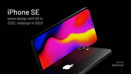 iPhone SE3